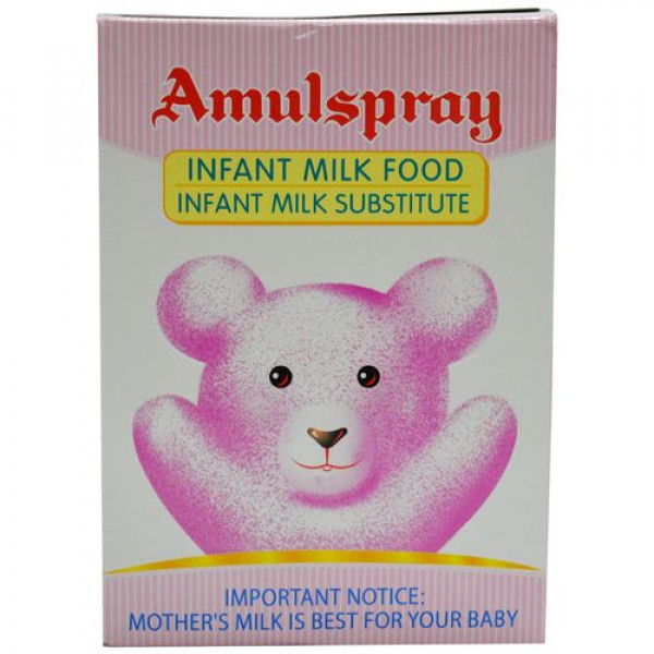 Amul Infant Milk Food - Amulspray, 200 g Carton
