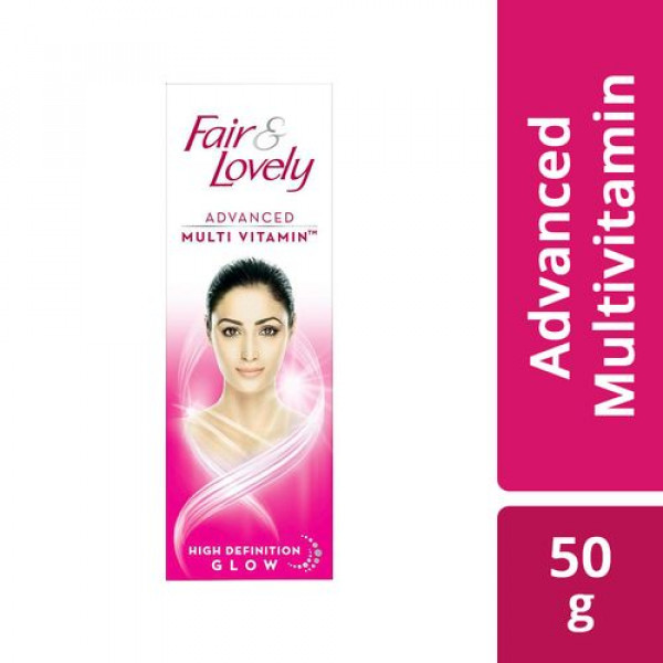 Fair & Lovely  Advanced Multi Vitamin Face Cream, 50 g