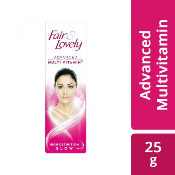 Fair & Lovely  Advanced Multi Vitamin Face Cream, 25 g