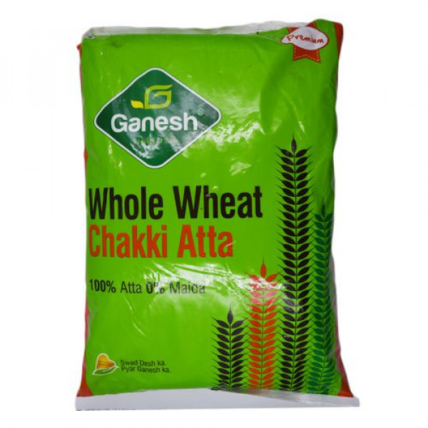 Ganesh Whole Wheat Atta/আটা  1 kg