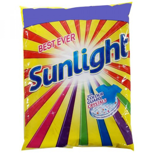 Sunlight Detergent Powder, 1 kg