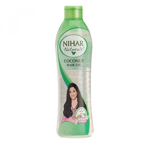 Nihar Naturals Jasmine Hair Oil, 200ml
