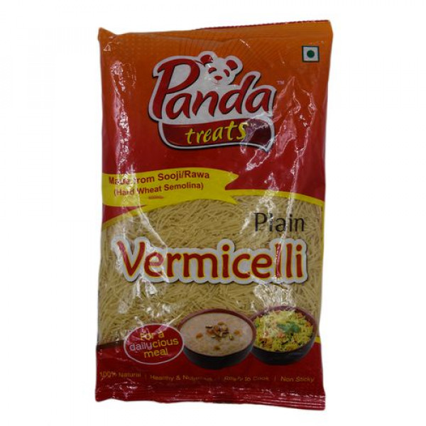 Panda Treats Vermicelli - Plain, 90gm