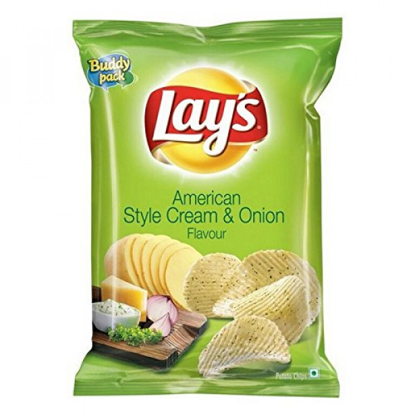 Lays Chips -  30gm