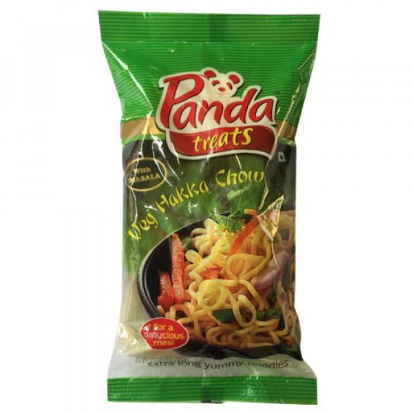 Panda Treats Veg Hakka Noodles - With Masala, 200 g