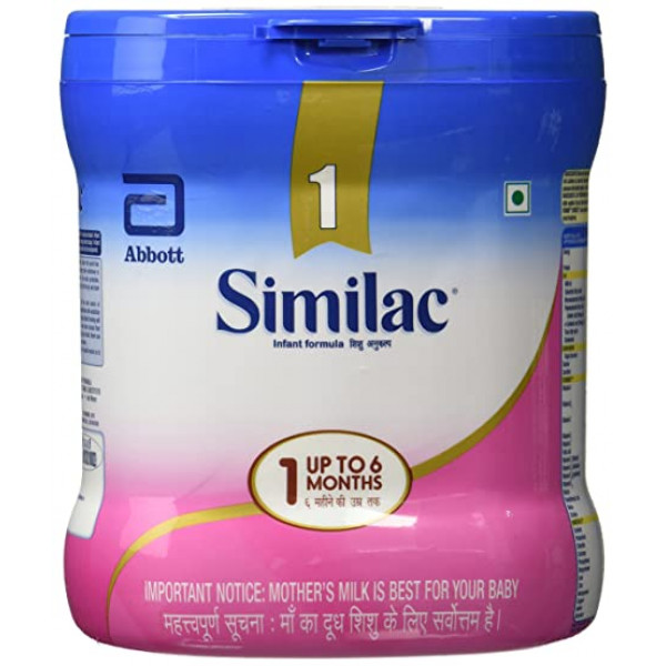 Similac Infant Formula Stage 1 - 400 g