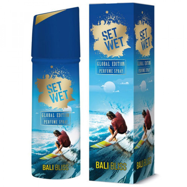 Set Wet Global Edition Bali Bliss 120ml