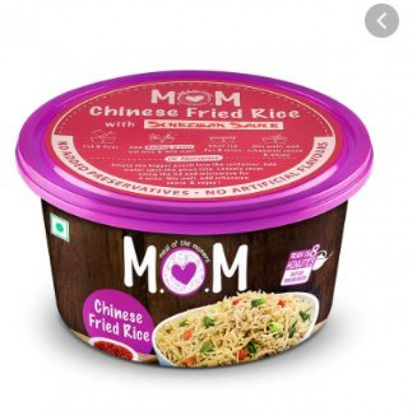 MOM -Chinese Fried Rice -No Msg!-Easy Cook  Instruction