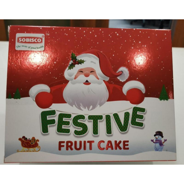 Sobisco festive Fruit CAKE 150gm