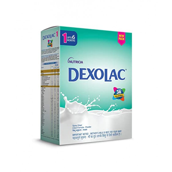 Nutricia Dexolac Stage 1 (Up 6 Months) - 400g