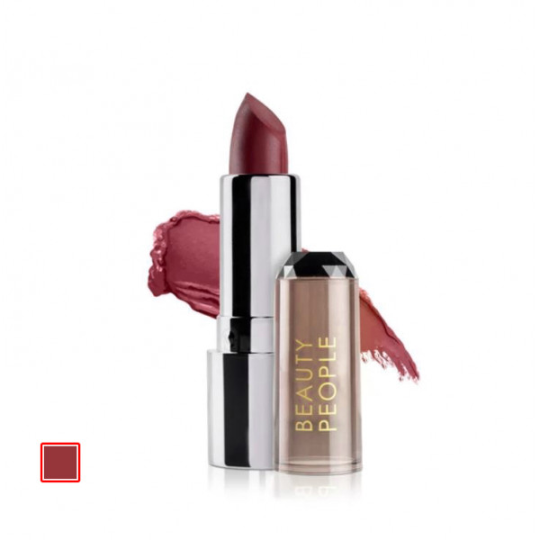 Beauty People Sheer Color Lipstick Just-Maroon-511