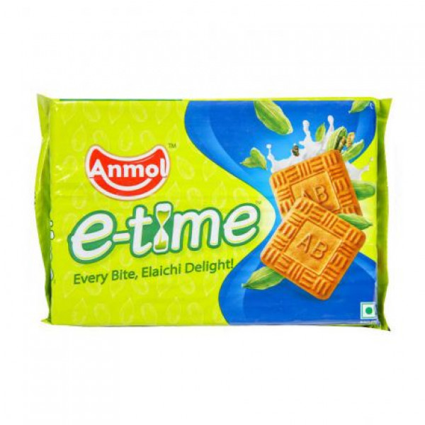 Anmol e - time Biscuit 400g