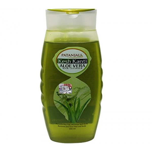 Patanjali Kesh Kanti Aloevera Hair Cleanser , 200ml