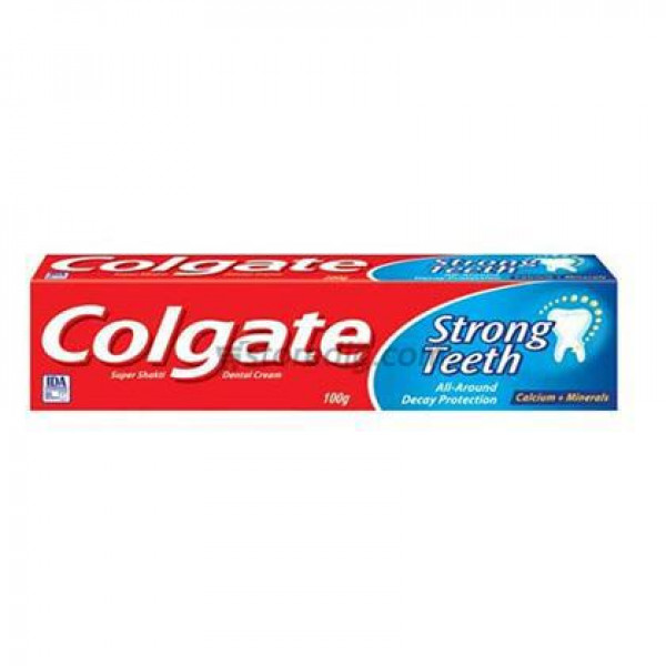 Colgate Strong Toothpaste 100 GM