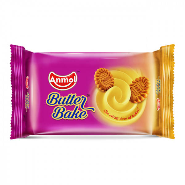 Anmol Butter Bake Biscuit  180g