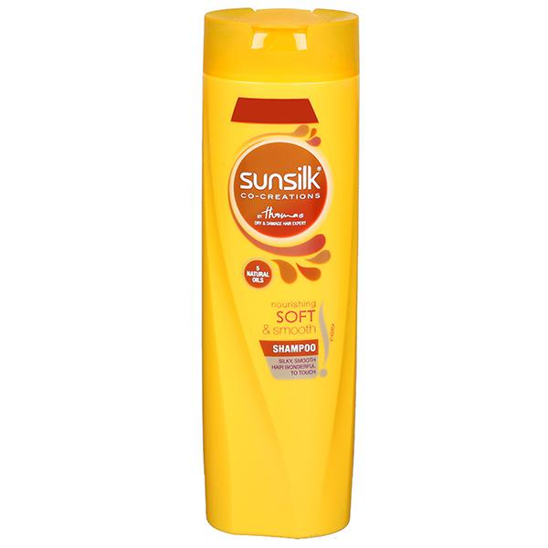 Sunsilk nourishing soft & smooth  Shampoo, 80ml