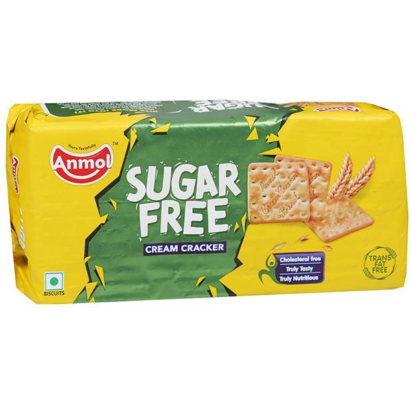 Anmol Suger Free Cream Cracker 275g