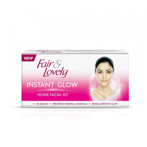 Fair & Lovely Instant Glow Home Facial Kit