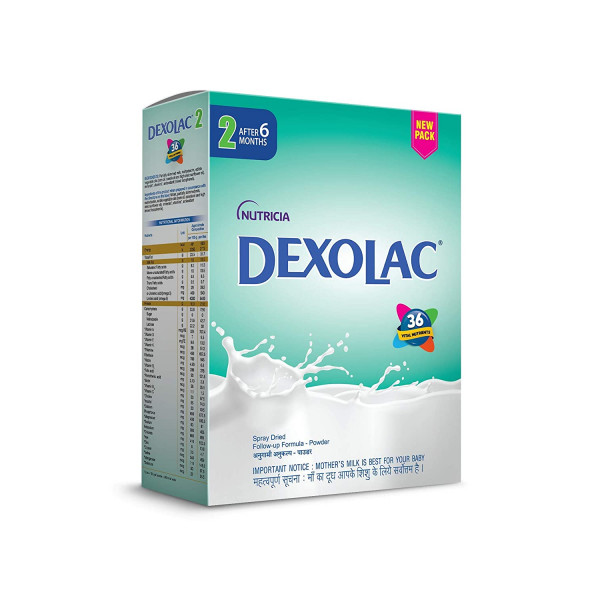 Nutricia Dexolac Stage 2 (After 6 months) - 400 g