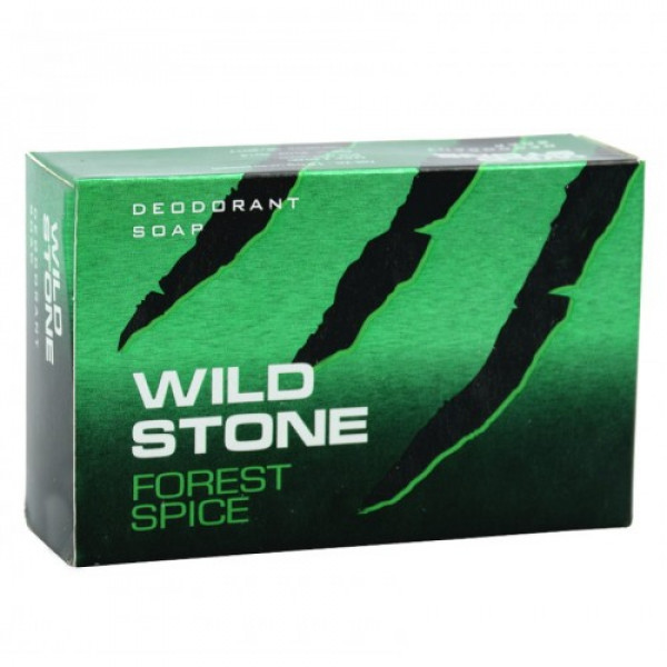 Wild Stone Forest Spice Soap 75gm x 1