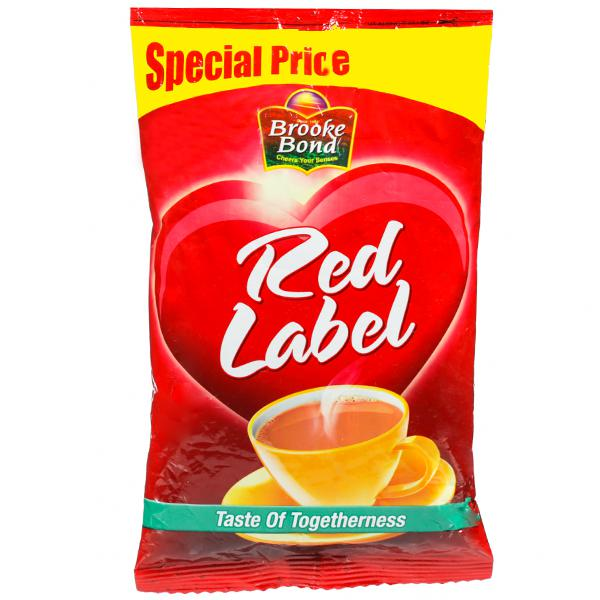 Red Label Tea, 100g Pouch
