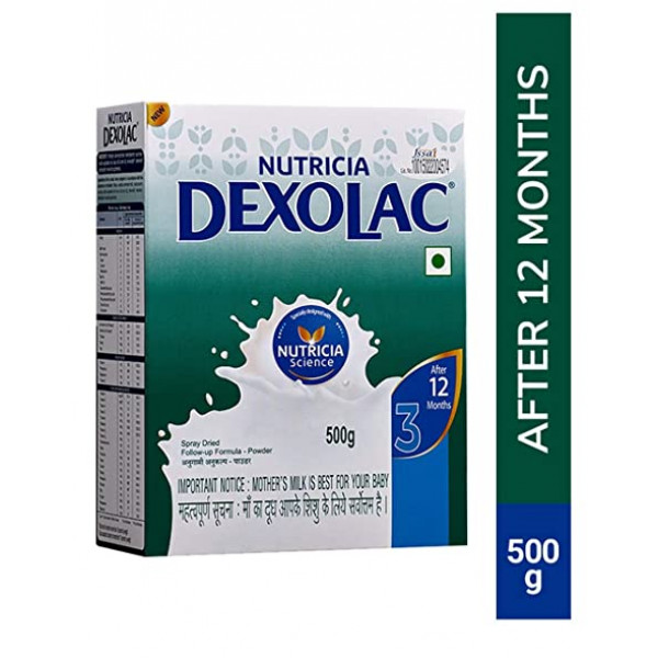 Dexolac Nutricia Stage 3 (After 12 months) - 400 g