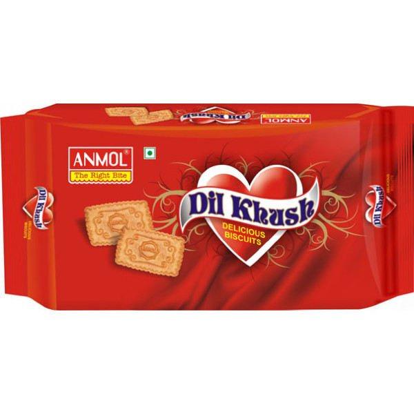 Anmol Biscuits - Dil Khush, 100 g