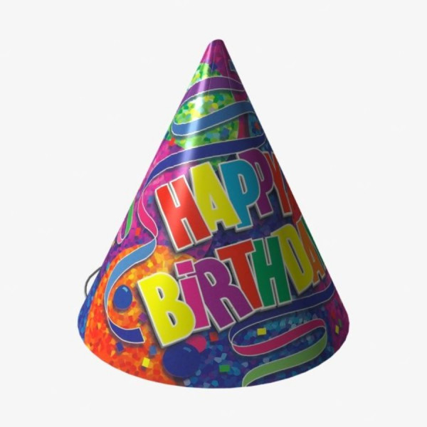 Birth Day & party  Cap